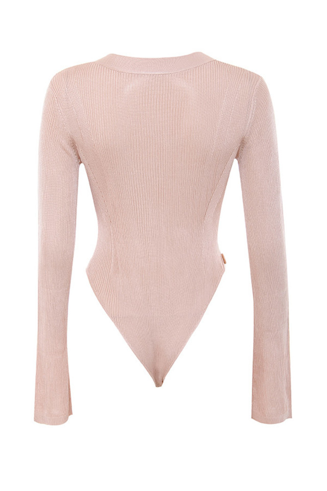 mia top in blush
