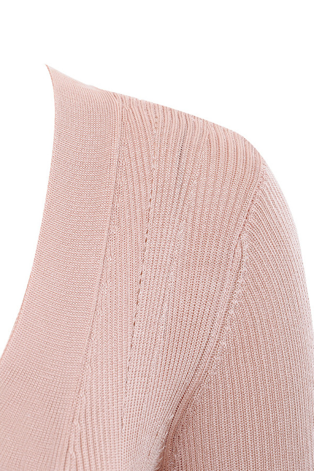 mia bodysuit in blush