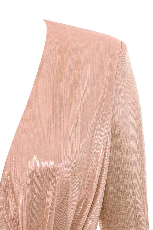 mina maxi in pink