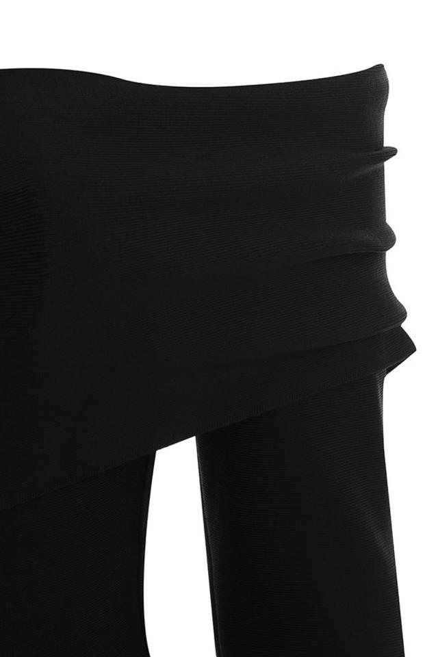 nalani maxi in black