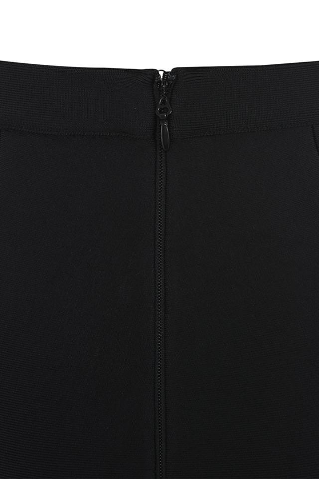 black renee trousers