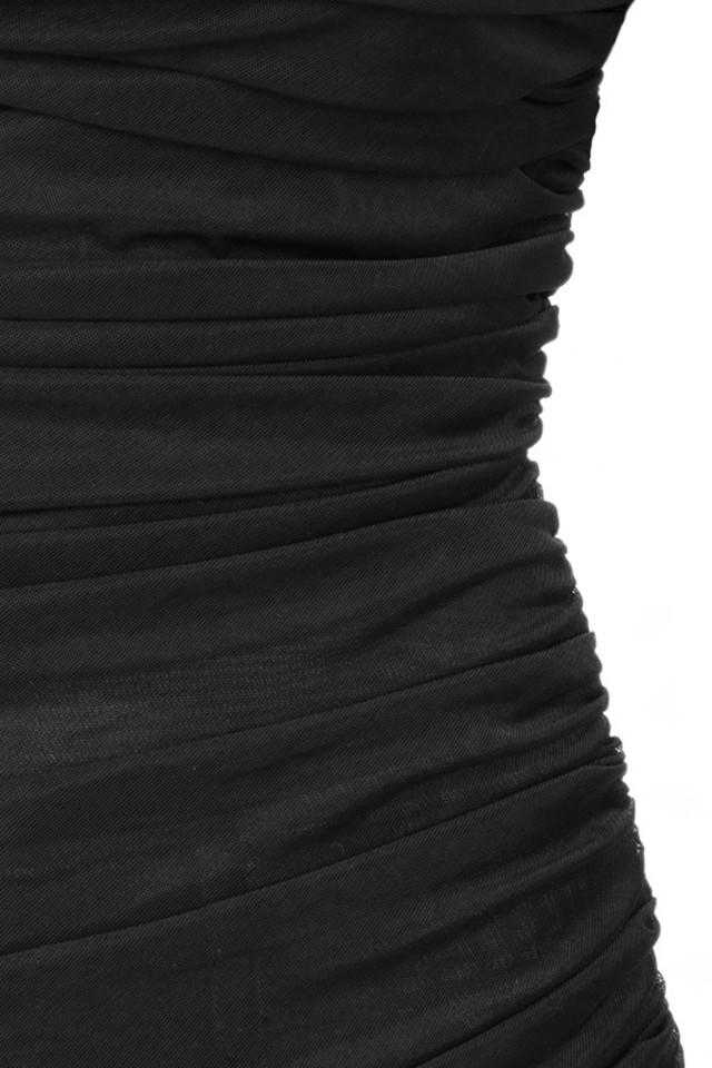 black anais dress