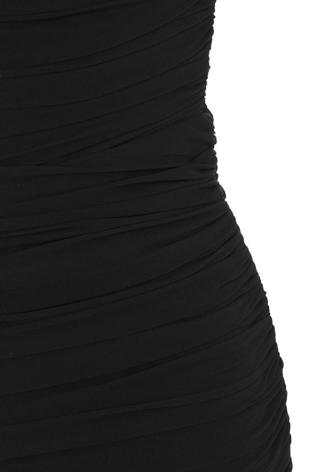 black carlotta dress