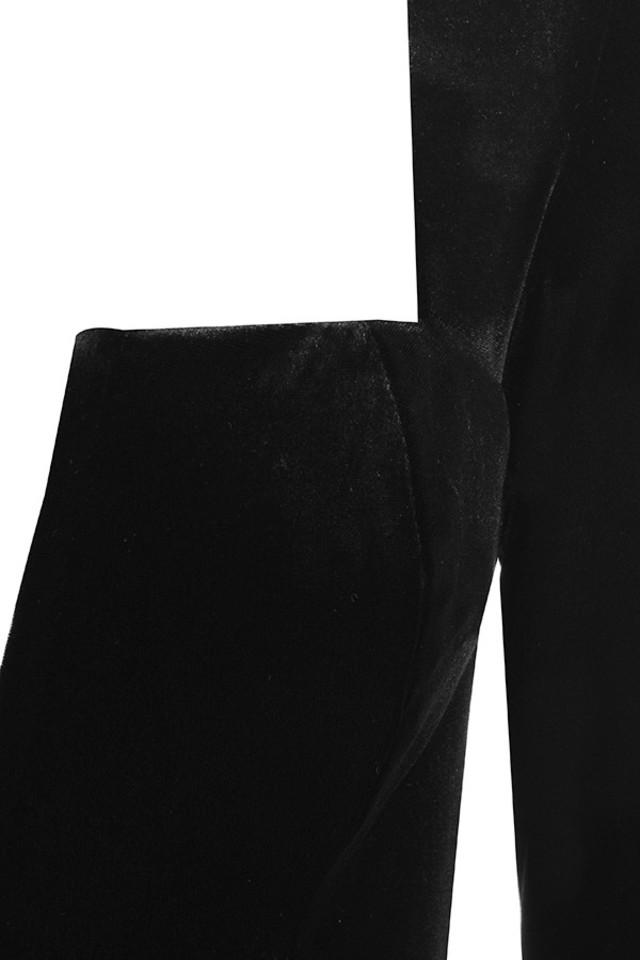 charlotte maxi in black
