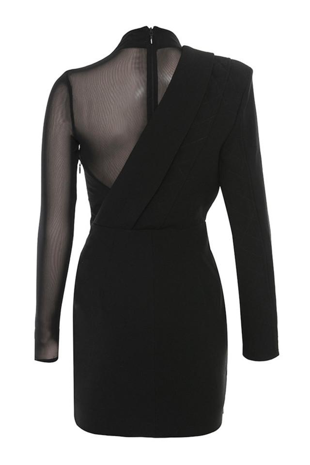 chelsea dress in black