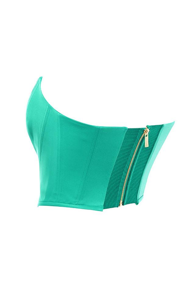 juana in green