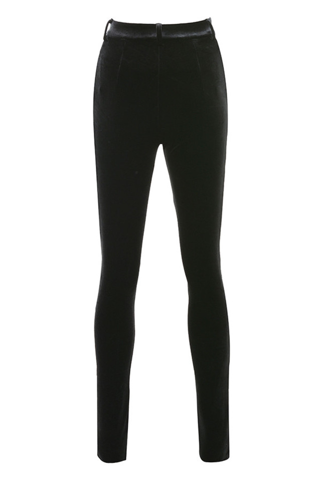 marcella trousers in black