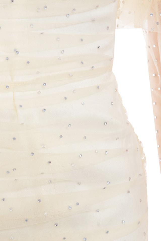 ivory milana dress