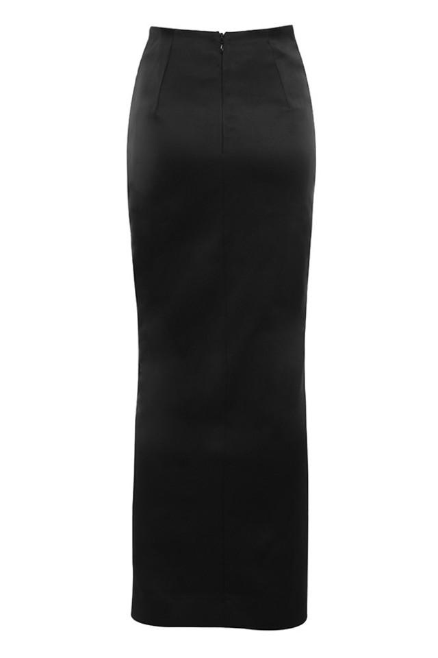 rani skirt in black