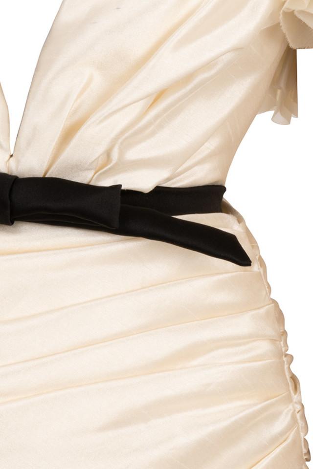 ivory agatha dress