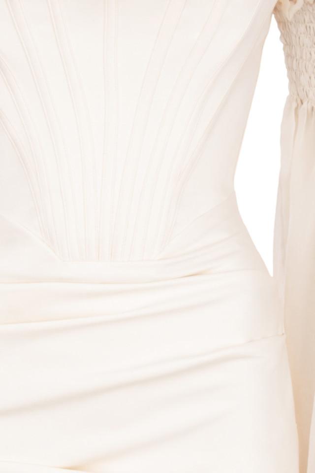 ivory beau dress