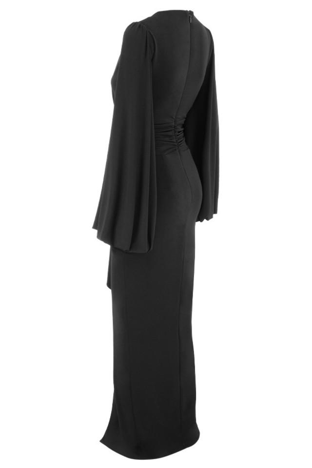 alexandra in black