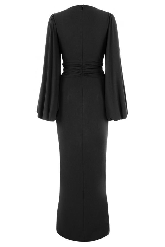 alexandra dress in black