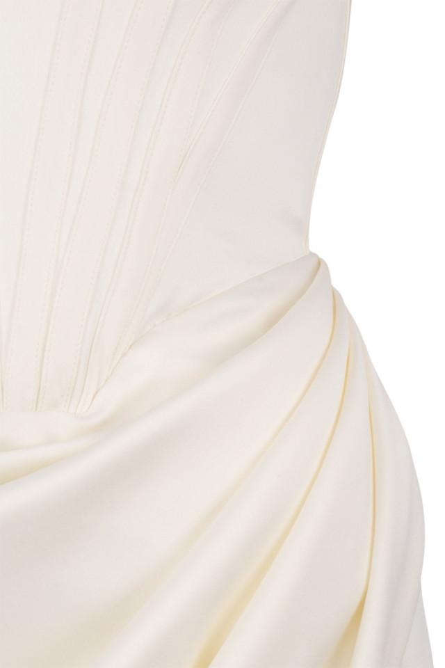 ivory loretta dress