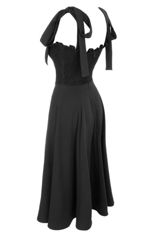 carmella in black