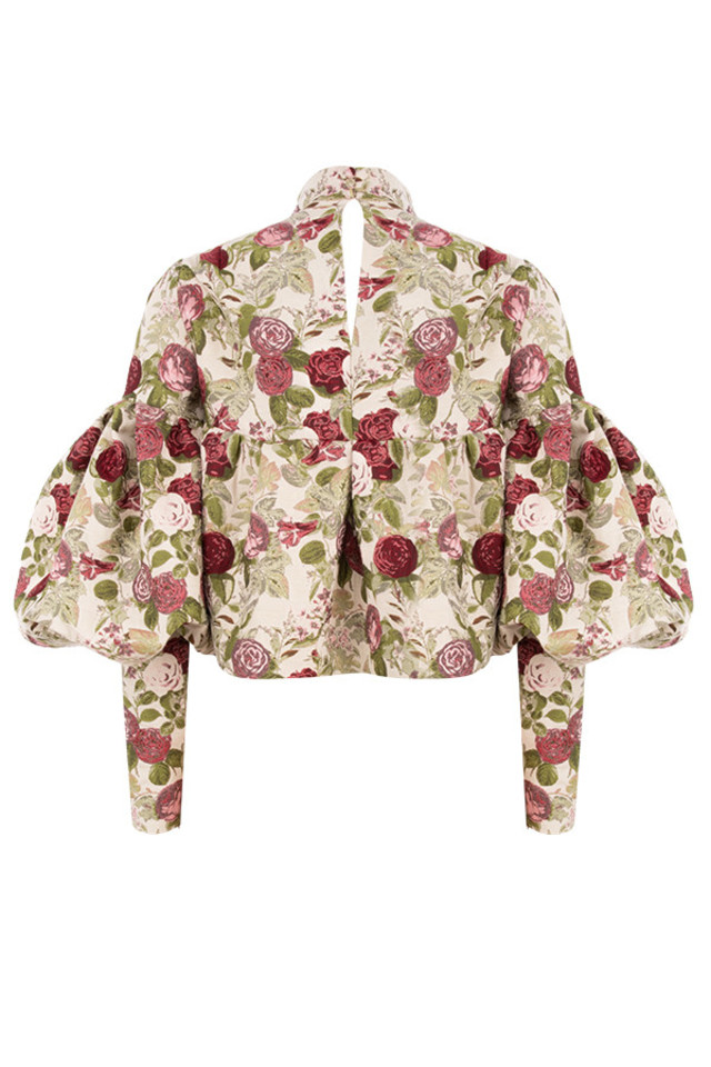 naeve top in floral