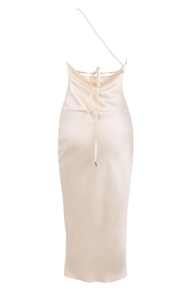 nikita dress in ivory