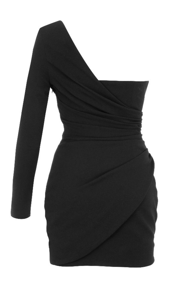 anamaria dress in black