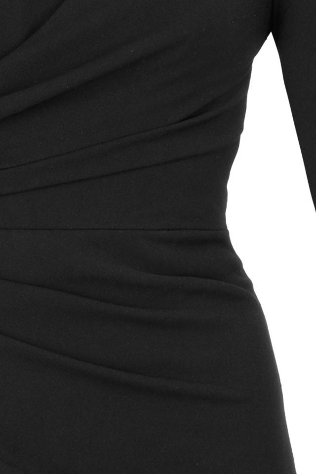 black anamaria dress