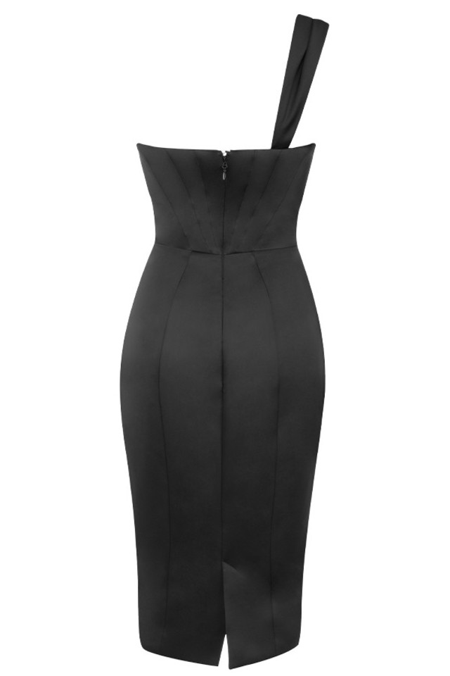 raphaella dress in black