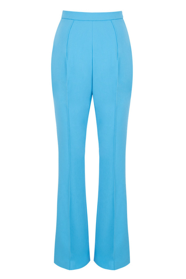 erika trousers in blue