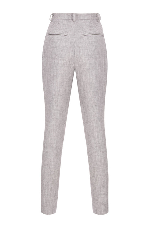 mason trousers in grey