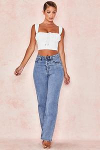 Yara Vintage Fit High Waist Jeans