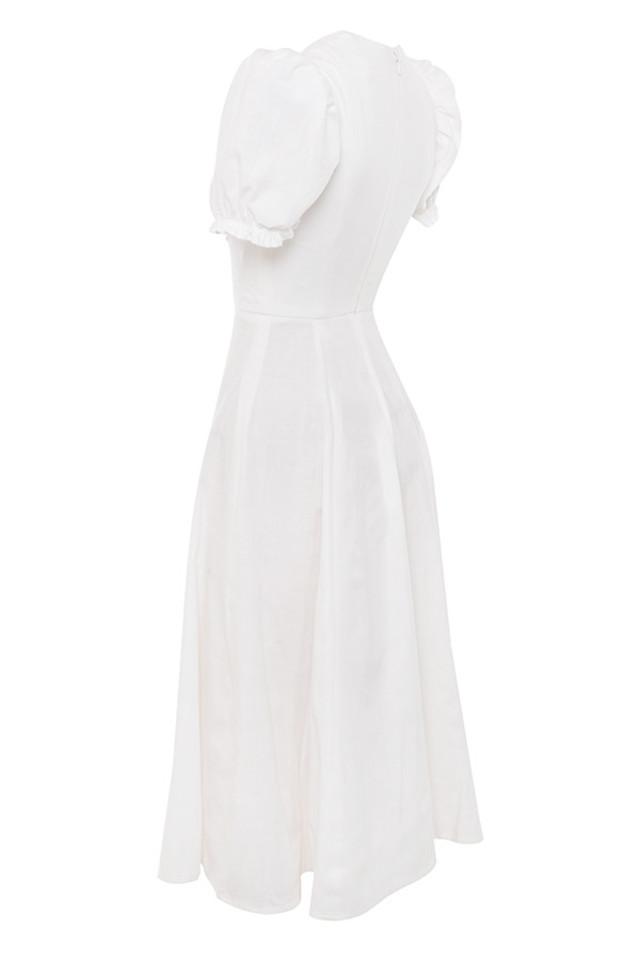 ellery in white