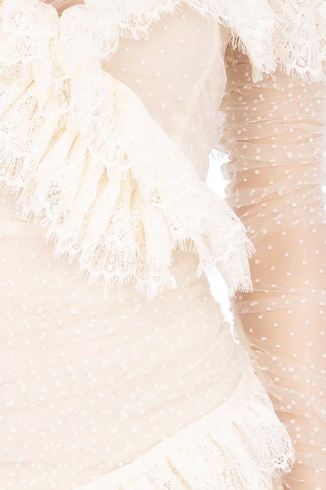 ivory sorrel dress