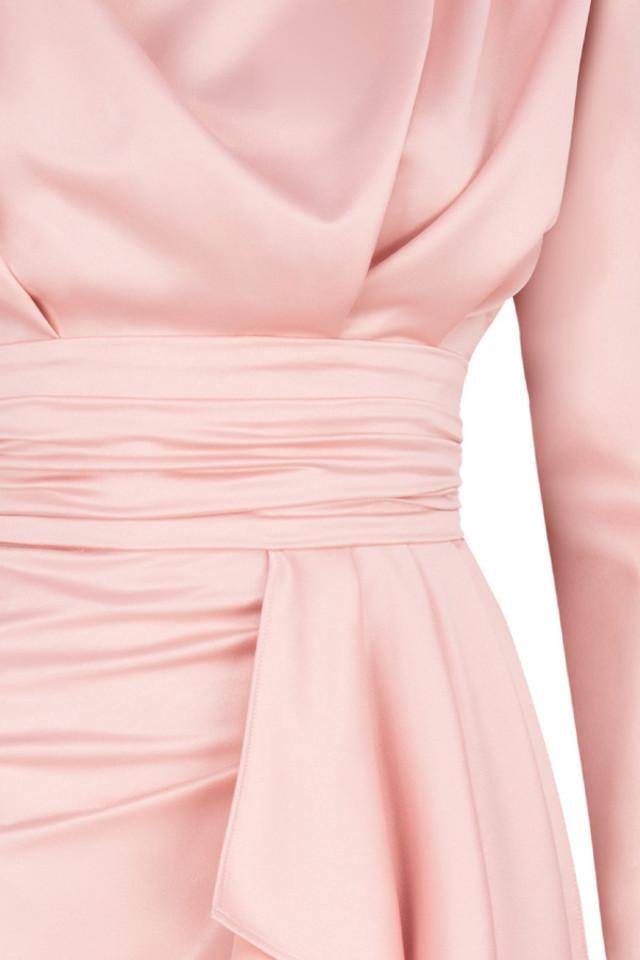 pink samia dress