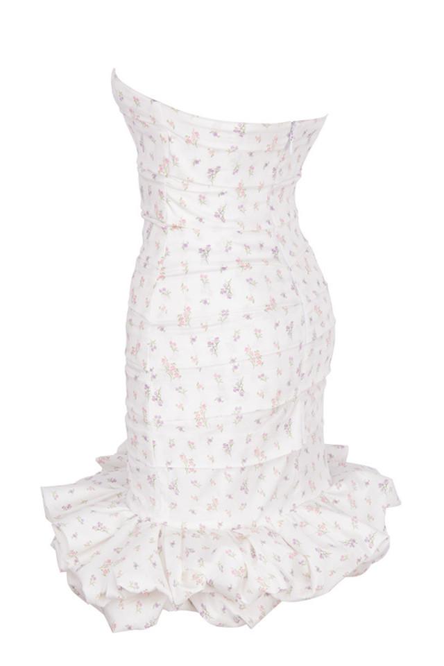 serafina in white