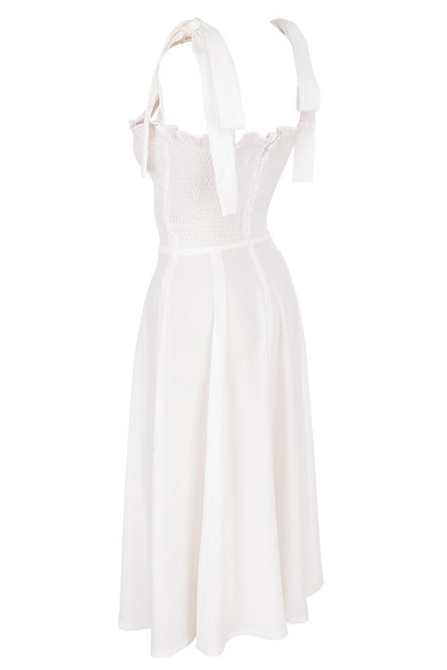 carmella in white