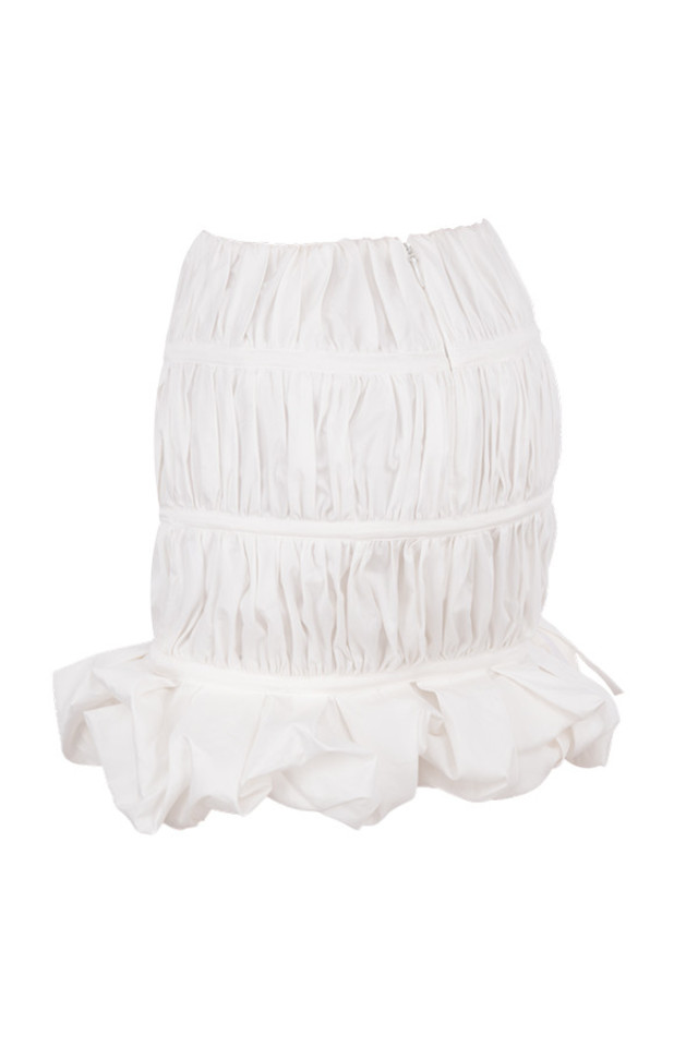 nancy in white