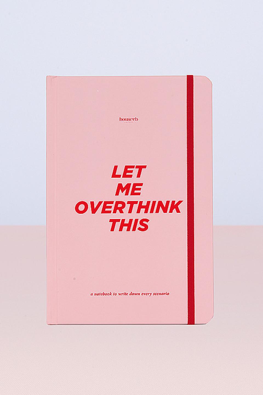 Pink Journal Notebook