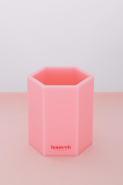 Pencil Pot Pink