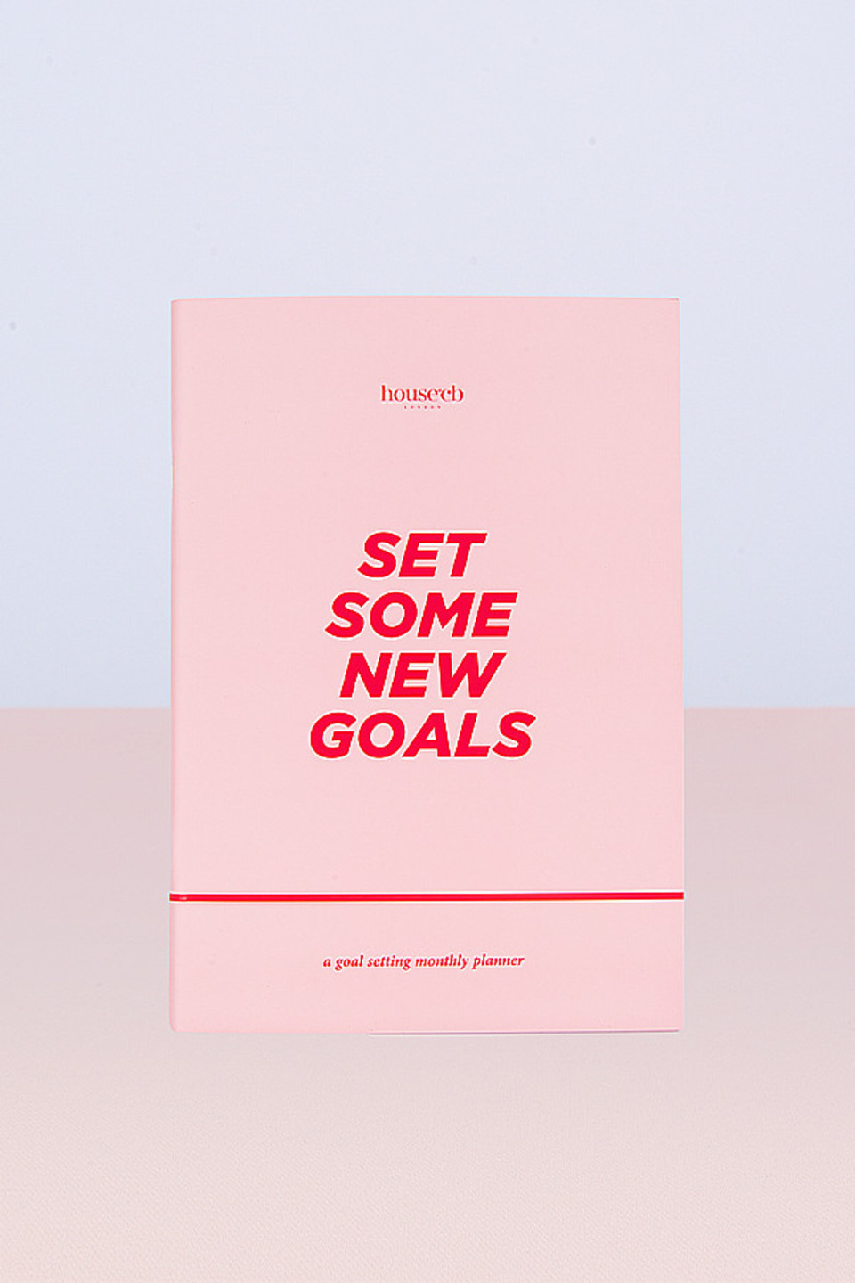 Monthly Planner Pink