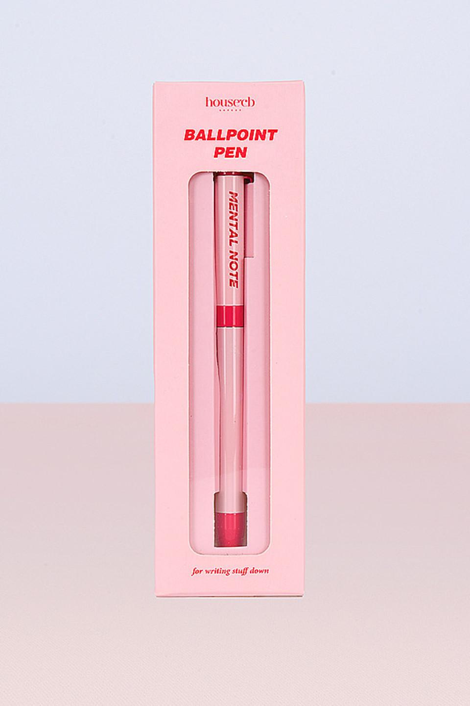 Pink HOCB Pen